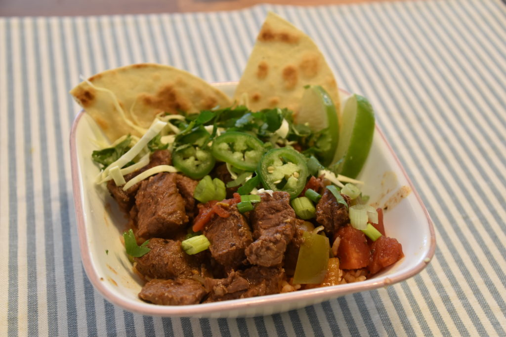 Bison Are Ready For Thanksgiving >> Bison Carne Guisada Gratuitous Flavor